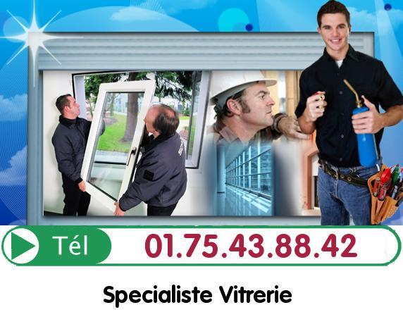 Bris de Glace Puiseux en France 95380