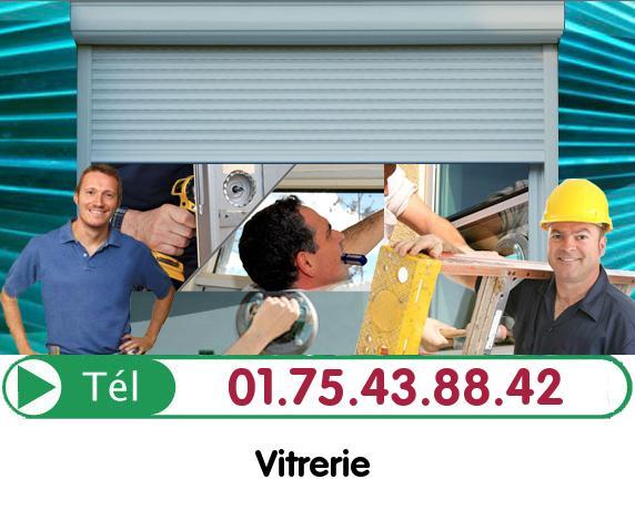 Remplacement Vitre Le Thillay 95500