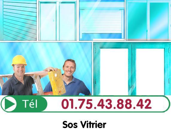 Remplacement vitres cassées Bois le Roi 77590