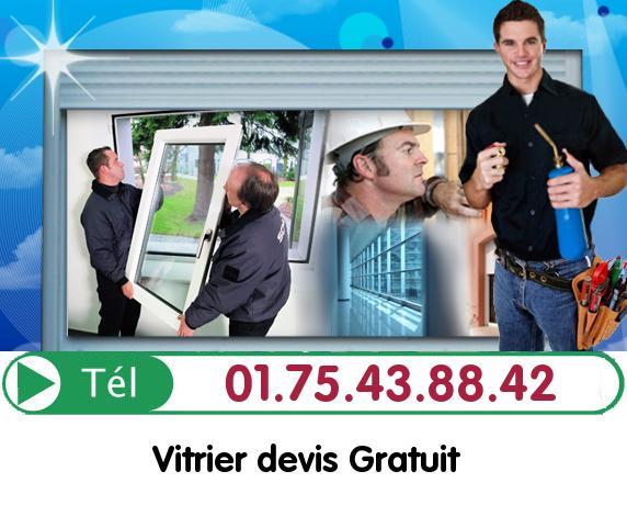 Remplacement vitres cassées Fontenay Tresigny 77610