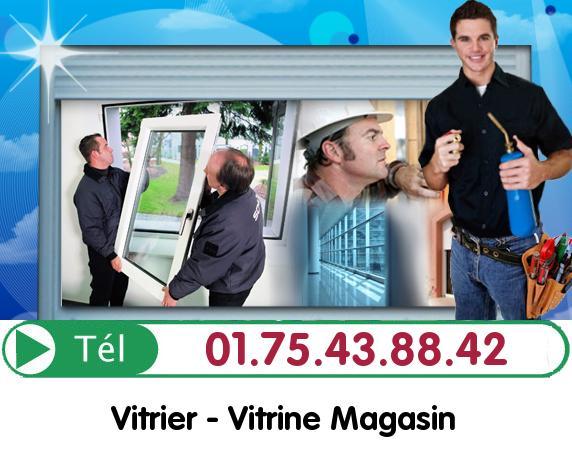 Remplacement vitres cassées Fosses 95470