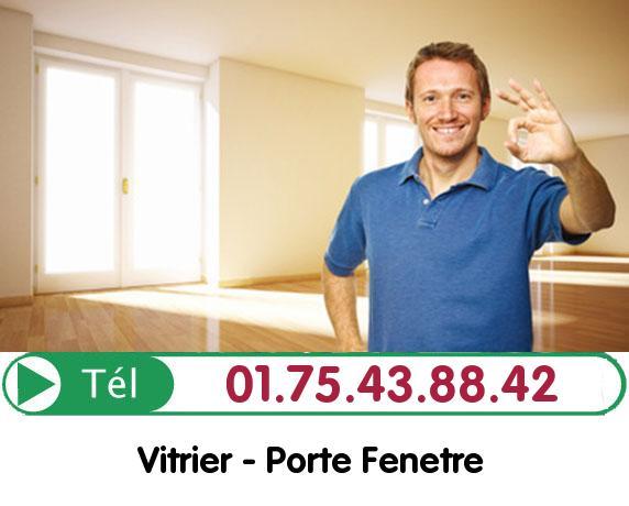 Remplacement vitres cassées Le Mesnil Saint Denis 78320