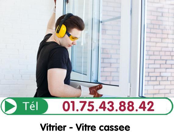 Remplacement vitres cassées Louvres 95380