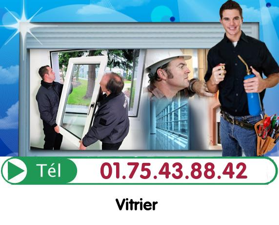 Remplacement vitres cassées Mery sur Oise 95540