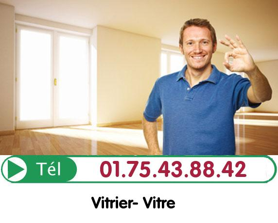 Remplacement vitres cassées Nanteuil les Meaux 77100
