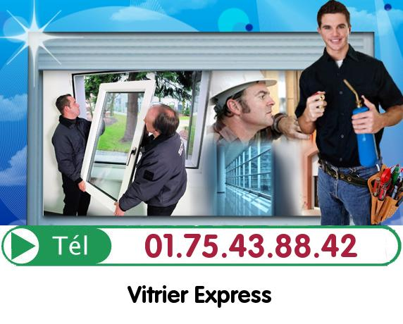 Remplacement vitres cassées Paris 75002