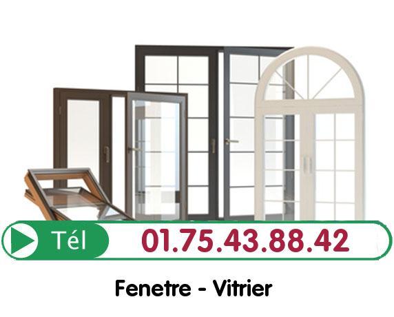 Remplacement vitres cassées Saint Nom la Breteche 78860