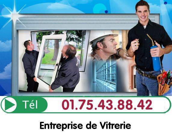 Remplacement vitres cassées Vaux le Penil 77000